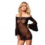 Leg Avenue Off The Shoulder Body UK 8 to 14