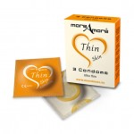 More Amore Condom Thin Skin 3 Pack