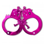 Fetish Fantasy Series Anodized Cuffs Pink