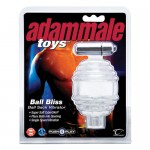 Adam Male Toys Ball Bliss With Vibrating Bullet