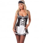 5 Piece Maids Outfit