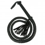 Long Arabian Whip Black